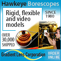 Hawkeye Precision Borescopes. Quality. Value. Service.