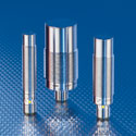 Non-flush, stainless steel metal face sensors with extremely long ranges